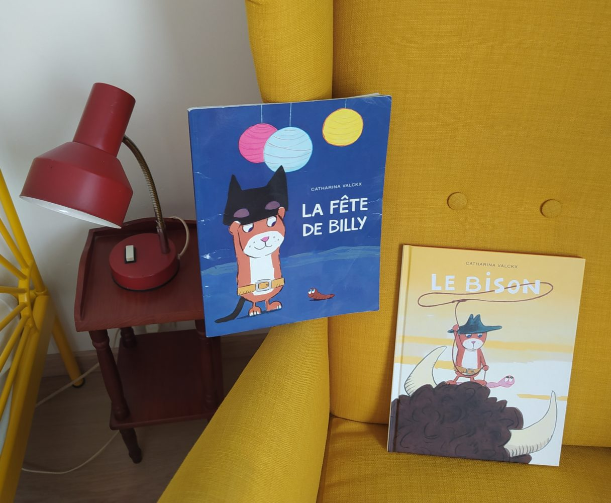 La fête de Billy • Catharina Valckx